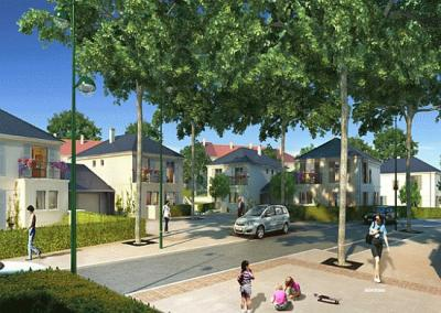 Immobilier Bailly-Romainvilliers