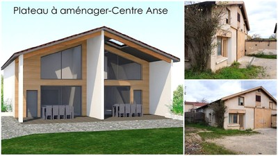 Immobilier Anse
